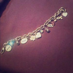 Brighton Breast Cancer Awareness Bracelet